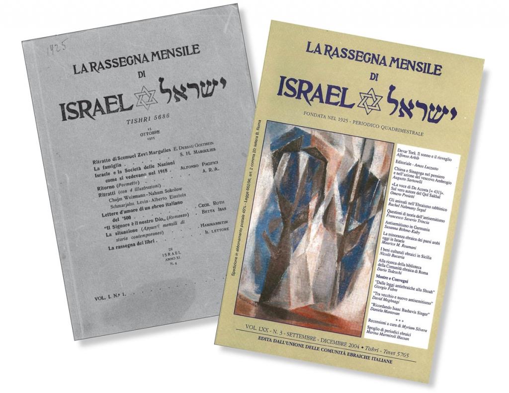 rassegna-mensile-Israel