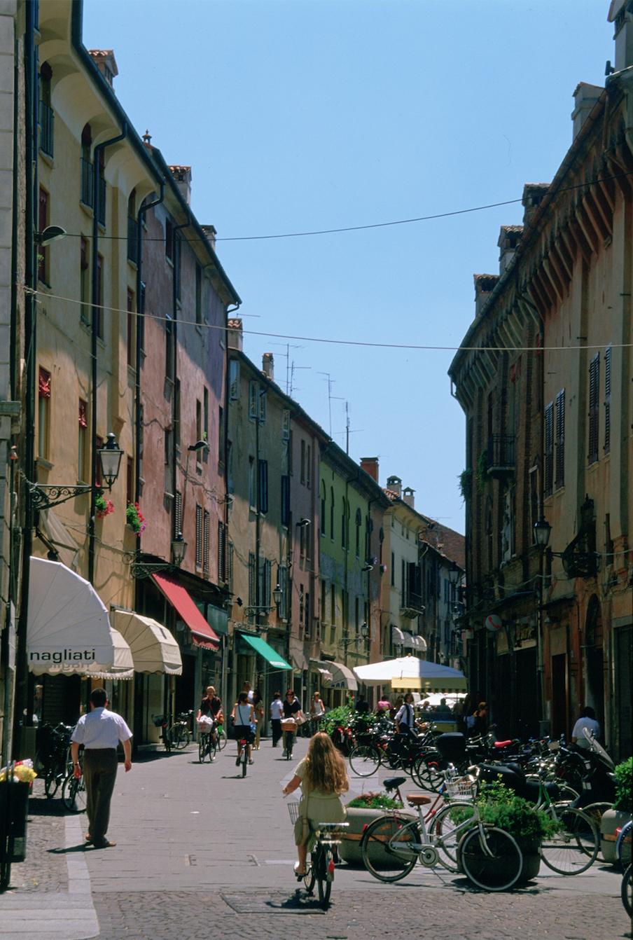 Ferrara - Via Mazzini