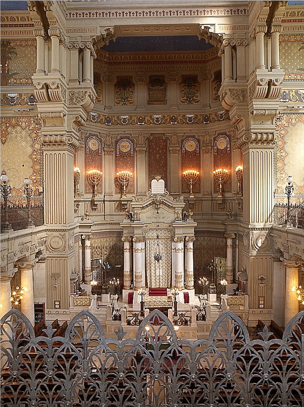 Roma - Sinagoga - Foto di Sira Fatucci