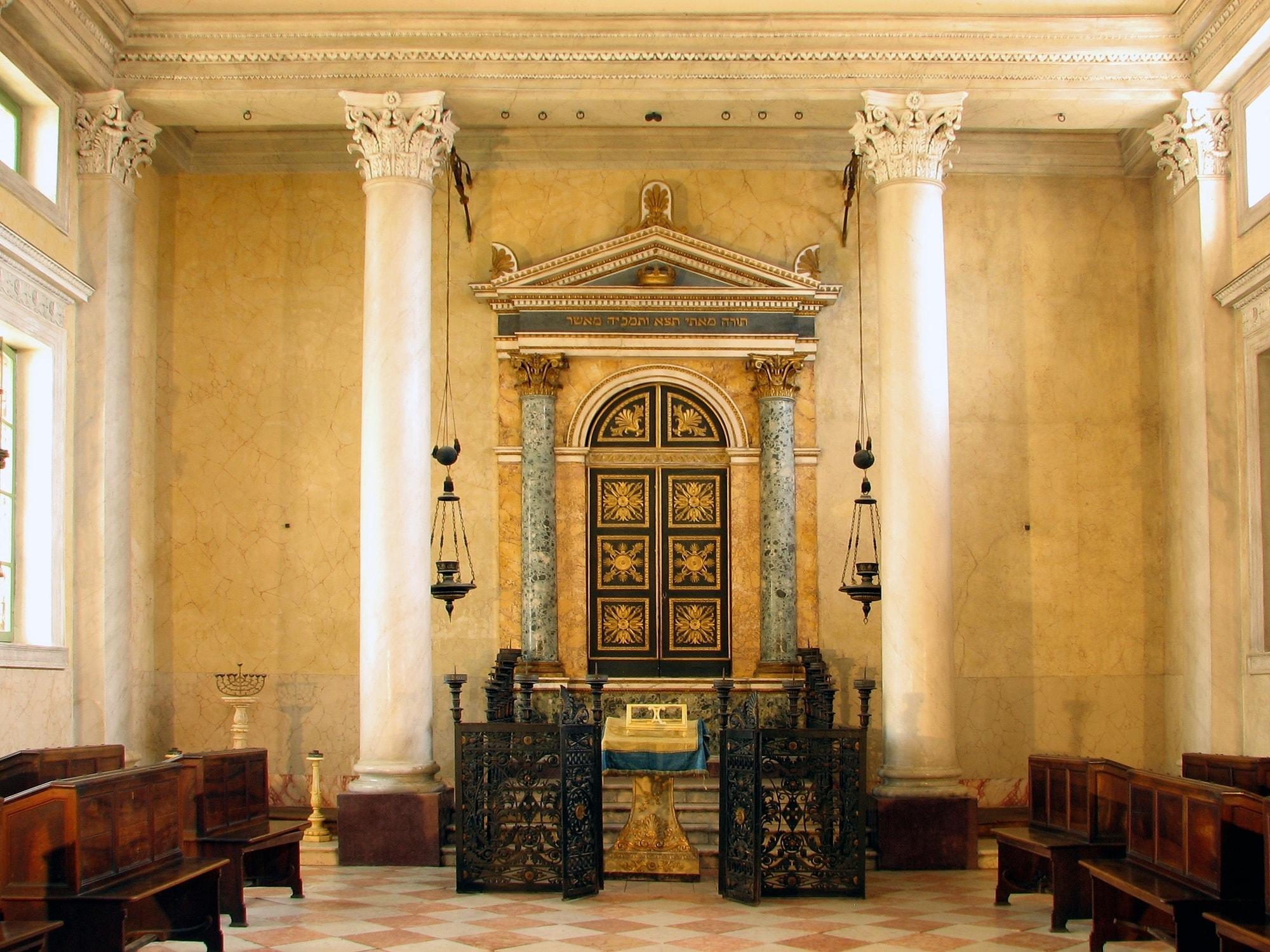 Sabbioneta - Sinagoga
