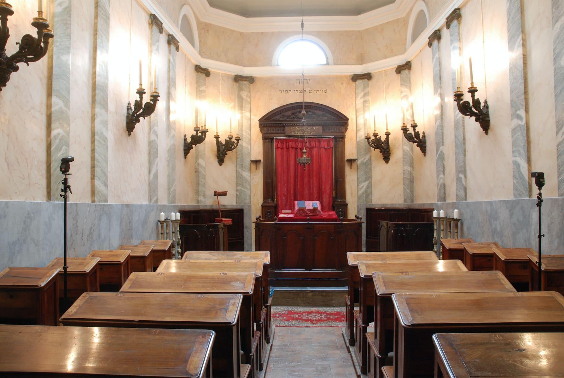 Parma - Sinagoga